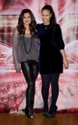 Шер Ллойд, фото 142. with Cher Lloydyl Cole & Rebecca Ferguson - The X Factor Final Press Conference (December 09,2010) tagged, foto 142