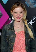 Лаура Слэйд Уиггинс, фото 16. Laura Slade Wiggins arrive at the launch party for the new T-Mobile Sidekick 4G at a Private Lot on April 20, 2011 in Beverly Hills, California., photo 16